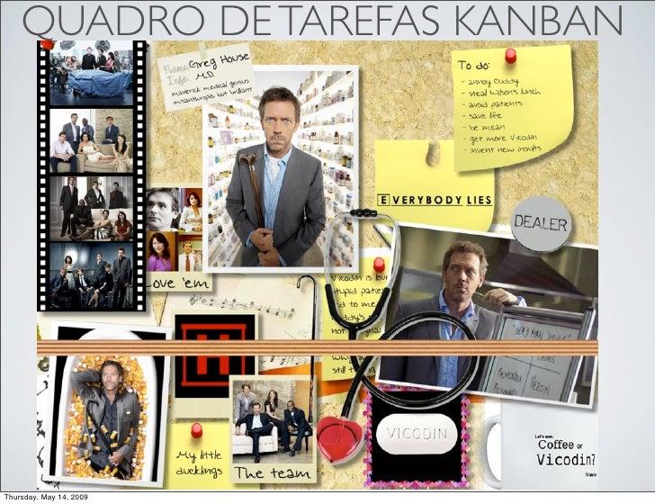 QUADRO DE TAREFAS KANBAN     Thursday, May 14, 2009