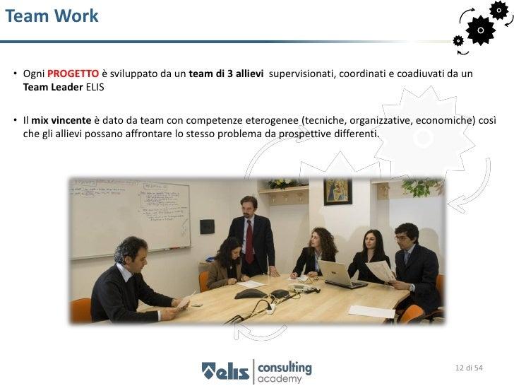 Sviluppo della tesi di laurea• Il progetto aziendale rappresenta la PARTE SPERIMENTALE DELLA TESI DI LAUREA dei partecipan...
