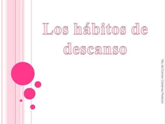 Ma. del Carmen Cárdenas Perdomo