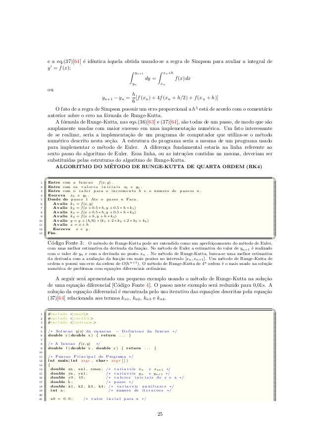 solving integrals runge kutta pdf