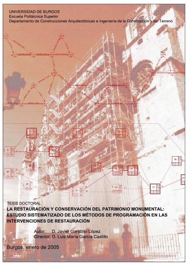 © Universidad de Burgos  I.S.B.N.: 978-84-96394-60-5  Depósito Legal: BU.-212-2007