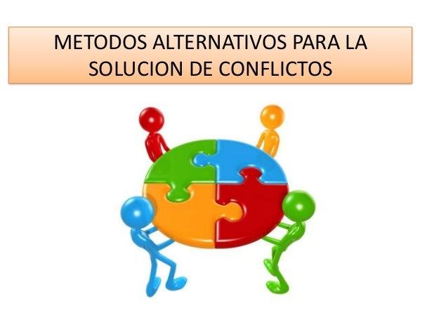 Met dos alternativos de soluci n de conflictos - La domotica como solucion de futuro ...