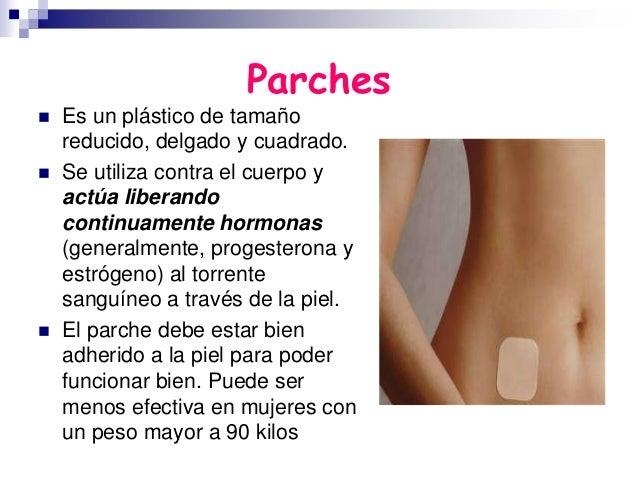 Metodos anticonceptivos proyecto for Parches para piscinas de plastico