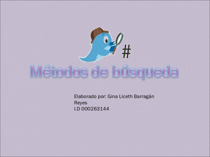 Elaborado por: Gina Liceth BarragánReyesI.D 000263144