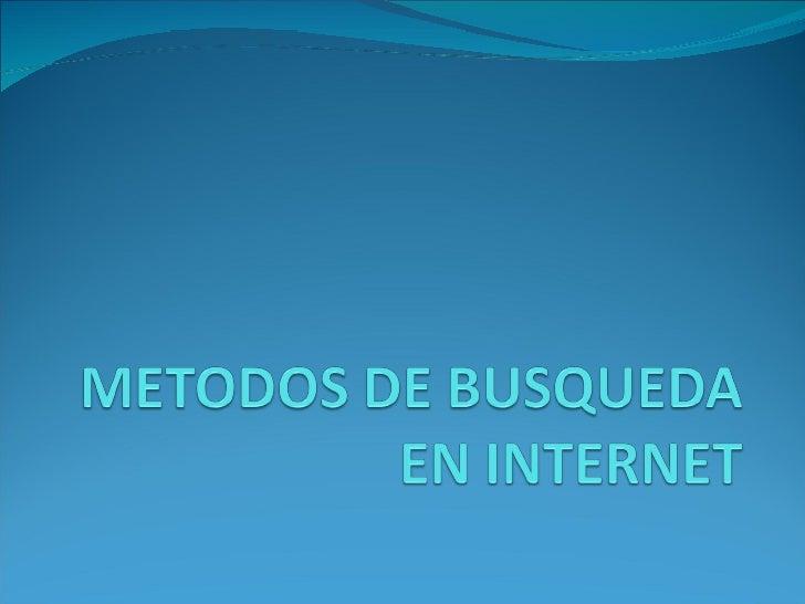 CONCEPTO Busquedas en internet de paginas es interminable Gran magnitud de consulta y campo de conocimiento Herramienta...