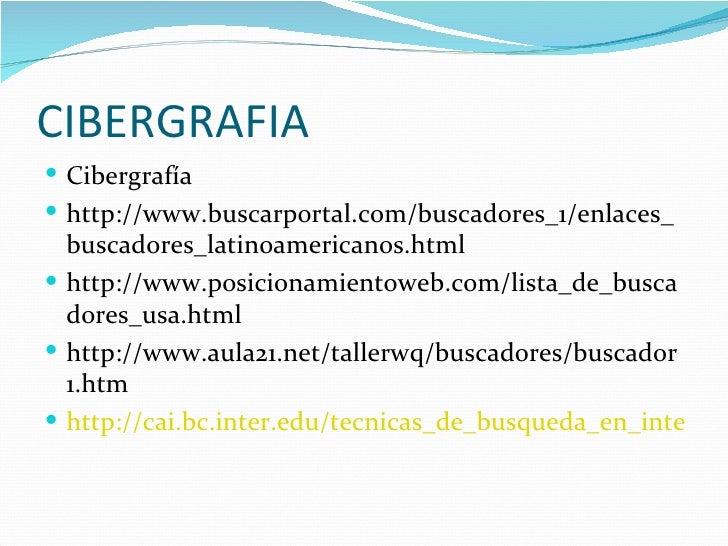  RECOPILADO DE PRESENTACION EN ARCHIVO PDF DE METODOS DE BUSQUEDA EXPUESTO EN AULA VIRTUAL GBI (2012)