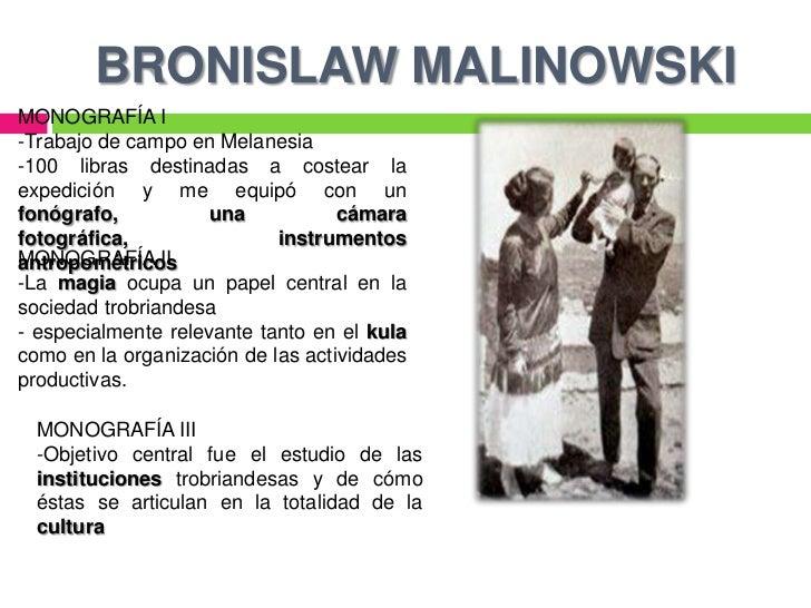 Bronislaw Malinowski Research Papers - Academia.edu