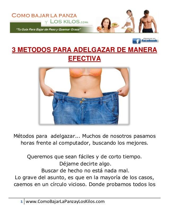 que alimentos comer para bajar de peso en una semana