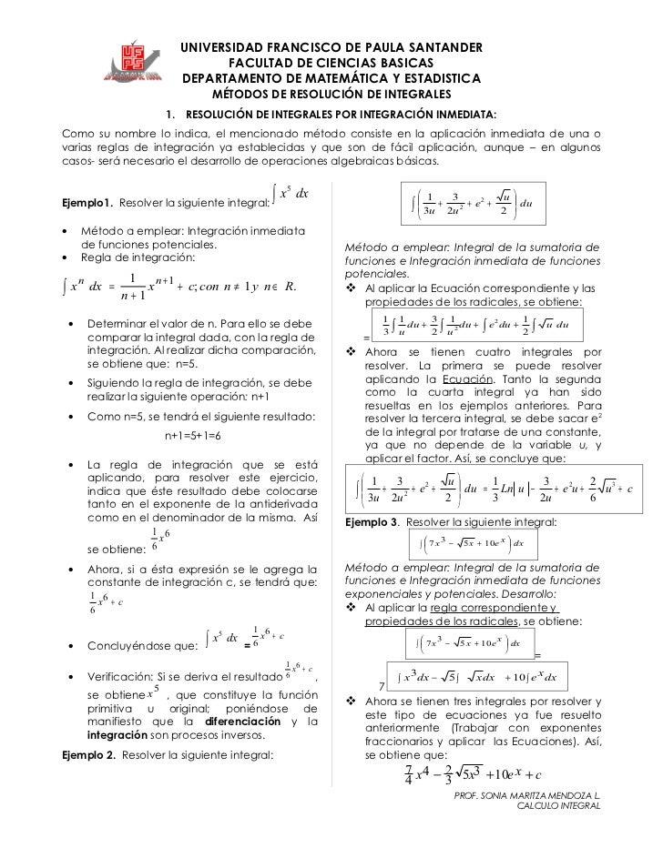 UNIVERSIDAD FRANCISCO DE PAULA SANTANDER                                       FACULTAD DE CIENCIAS BASICAS               ...