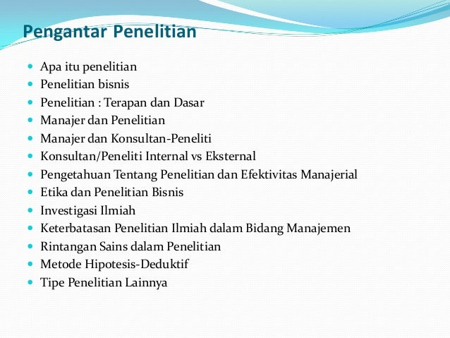 BAB 1 METODE PENELITIAN Slide 2