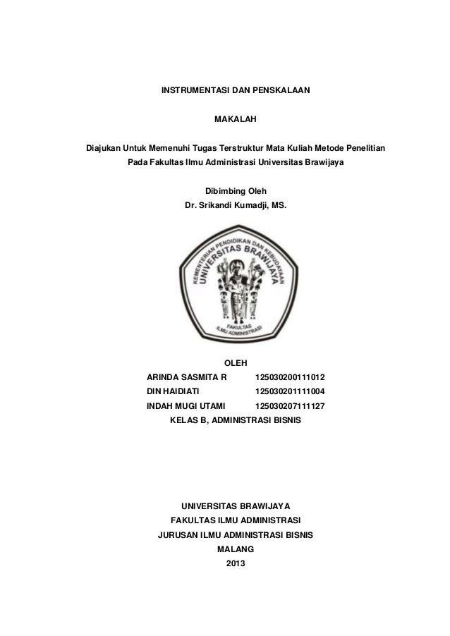 Buku Skala Pengukuran Variabel-variabel Penelitian Riduwan Pdf