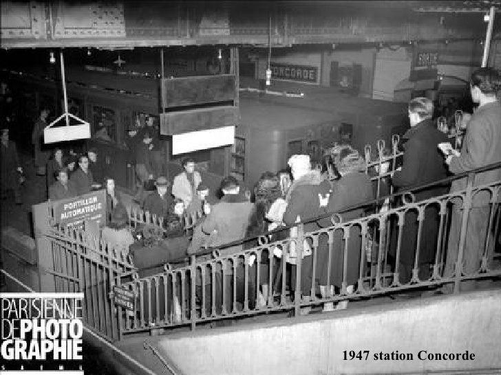 1947 station Concorde