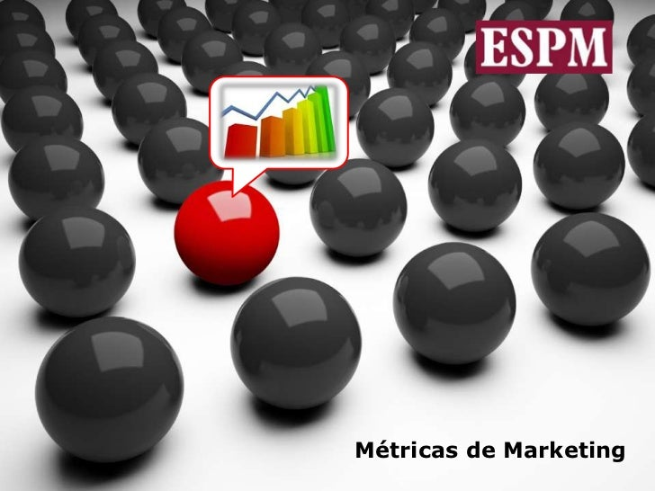 Métricas de MarketingMétricas de Marketing