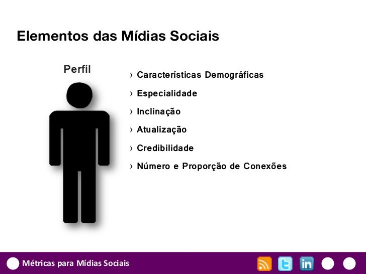 Elementos das Mídias Sociais          Perfil           › Características Demográficas                           › Especial...