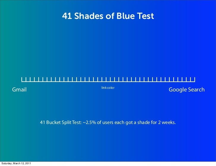 41 Shades of Blue Test                                                        link color        Gmail                     ...