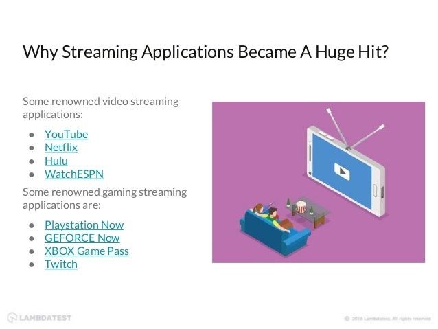 Metrics & Challenges for Testing Streaming Applications in 2019