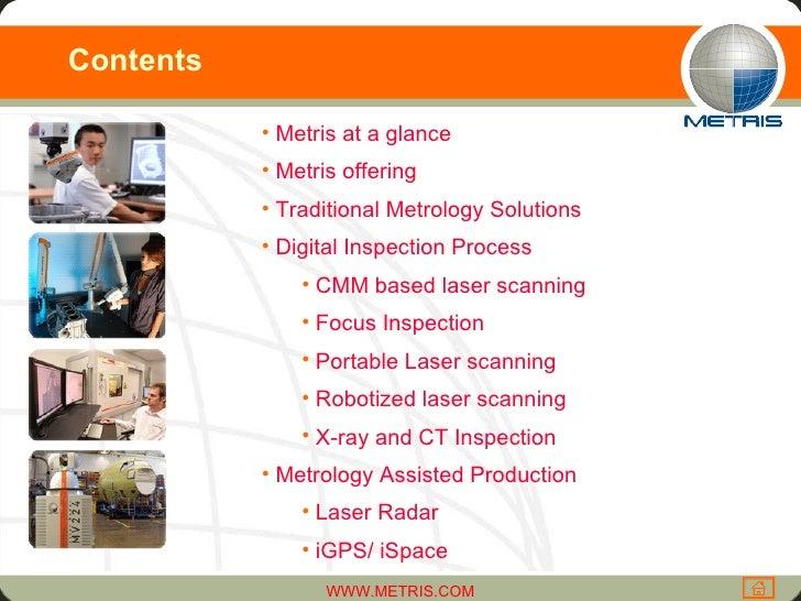 Metris 2009 Slide 2