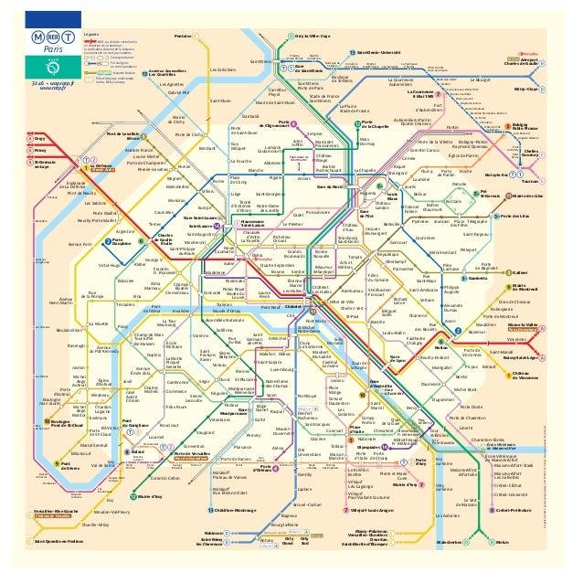 Funiculaire de Montmartre Parc de Bercy Ivry Pont Mandela Tarification spéciale RER: au delà de cette limite, en direction ...