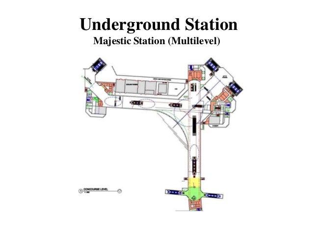 Bengaluru metro project