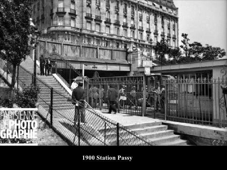 1900 Station Passy