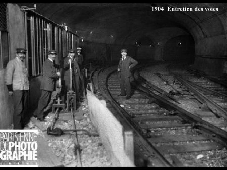1904  Entretien des voies