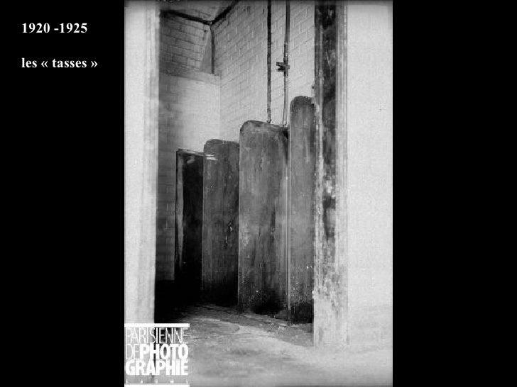 1920 -1925 les «tasses»