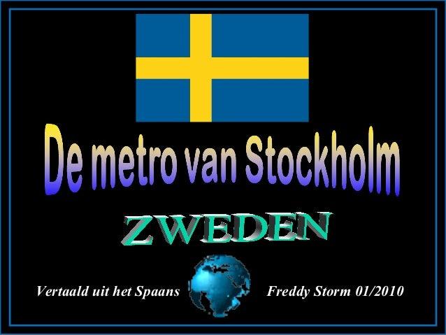Vertaald uit het Spaans  Freddy Storm 01/2010
