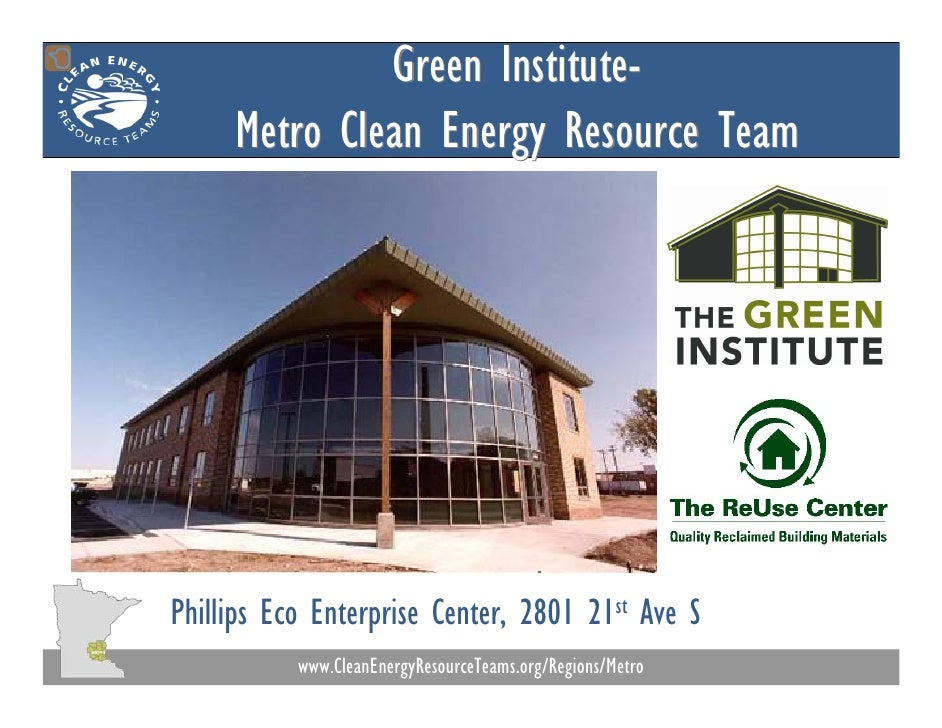Save Energy & Money in your Home with Metro CERT! Slide 2