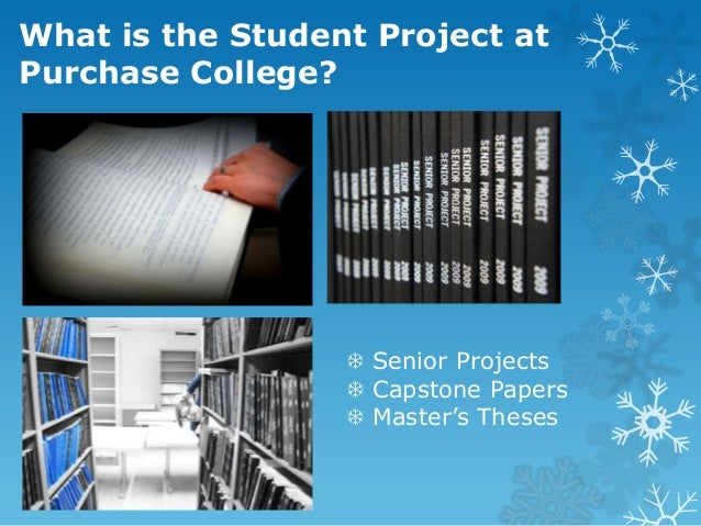 purchase college senior thesis