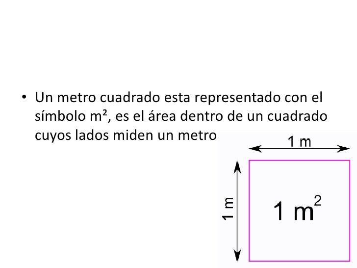 Metro cuadrado for Cuanto es 35 metros cuadrados