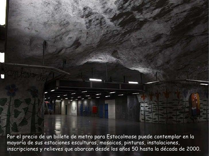 Metro de estocolmo 1 - Metro de estocolmo ...