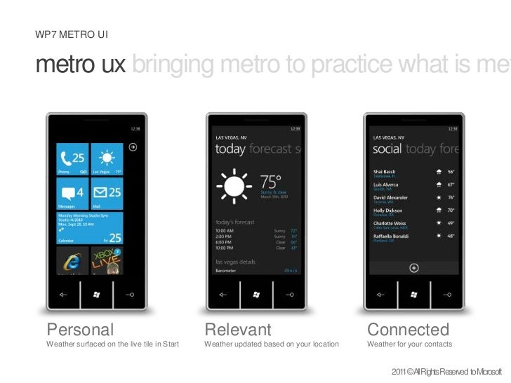 metro uxbringing metro to practice what is metro design principles<br />Personal<br />Weather surfaced on the live tile in...