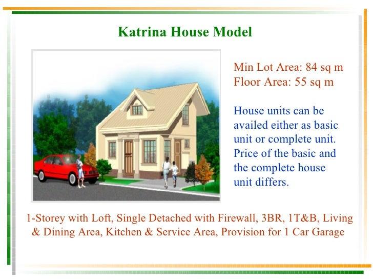 Katrina model house metrogate