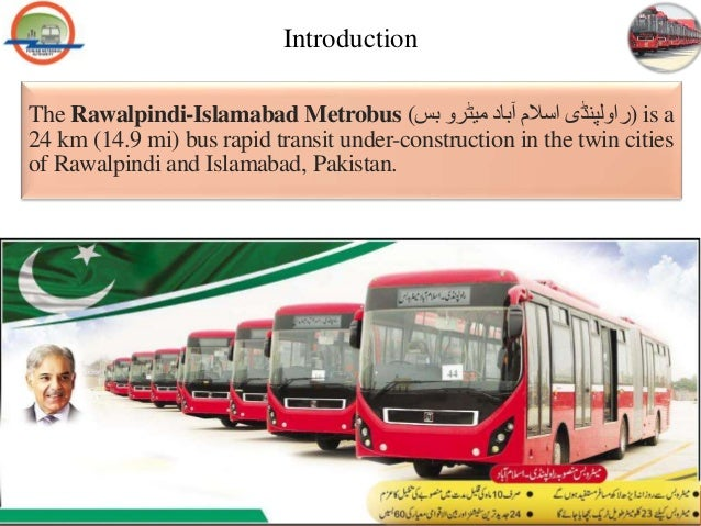 Metro islamabad rawalpindi
