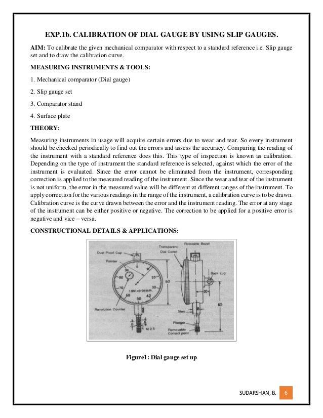 metrology lab manual 26 12 16 rh slideshare net Metrology Lab Floor Plan Metrology Lab Layouts