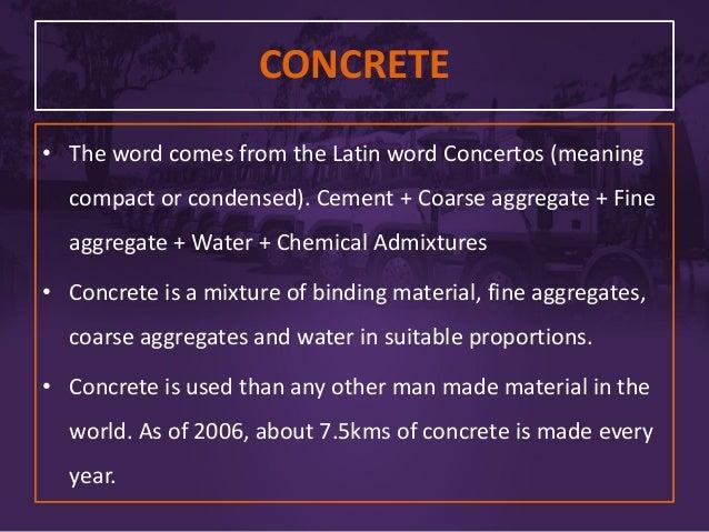 Metromix concrete drivewaysCONCRETE ...