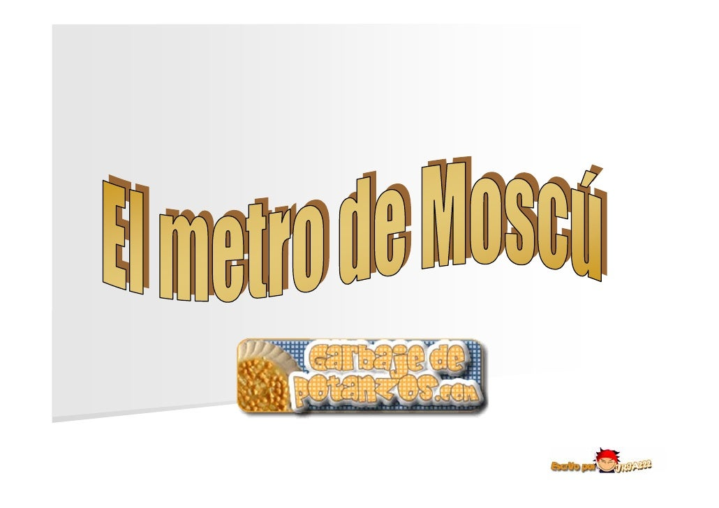 Inaugurado en 1930, el metro de Moscú, tiene una longitud de 256 km, y contiene actualmente 138 estaciones encontrándose  ...