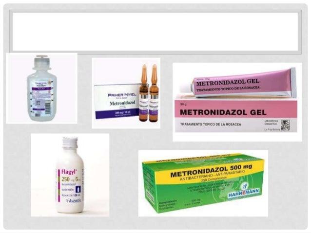 Metronidazol Para Que Sirve