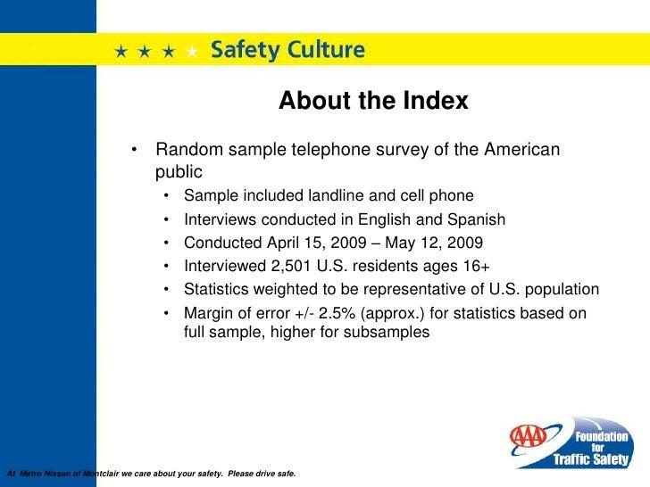InlandEmpireNissan.com_AAA Traffic Safety Index