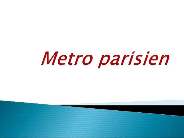  Vers 1845, la ville de Paris et les compagnies de  chemin de fer envisagent d'établir un réseau de  chemin de fer dans P...