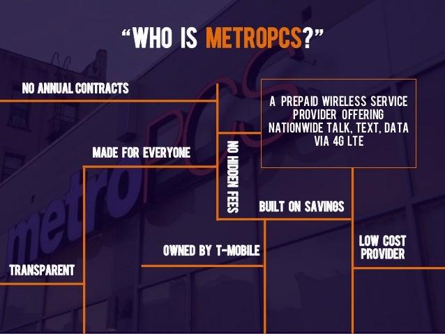 Metro pcs presentation
