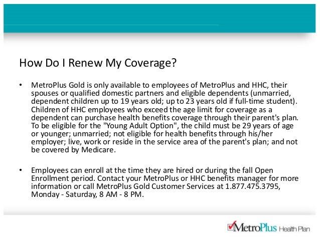 MetroPlus Gold Member FAQs MetroPlus NYC Health Insurance - Metroplus invoice number