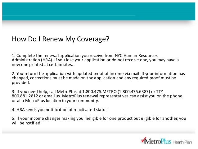 MetroPlus Medicaid Managed Care Member FAQs | MetroPlus NYC Health In…