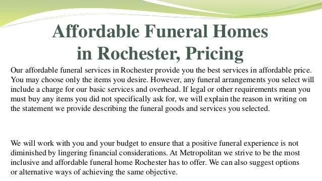 Affordable writing services funeral