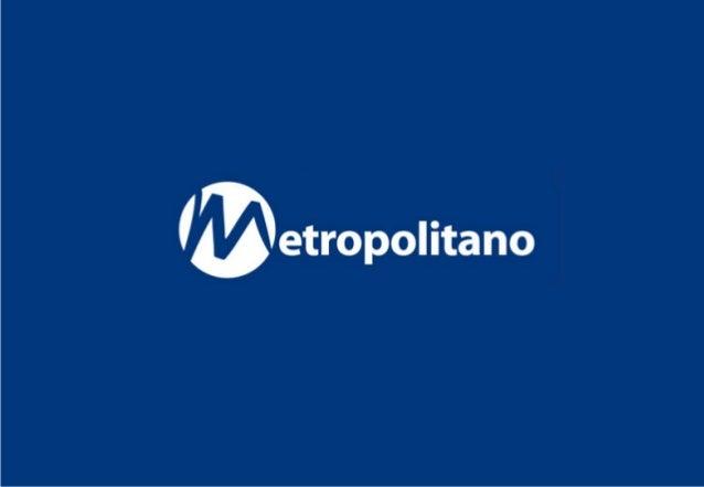 El Metropolitano es  un nuevo sistema de  transporte público  que cuenta con buses de gran  capacidad que circulan por  co...