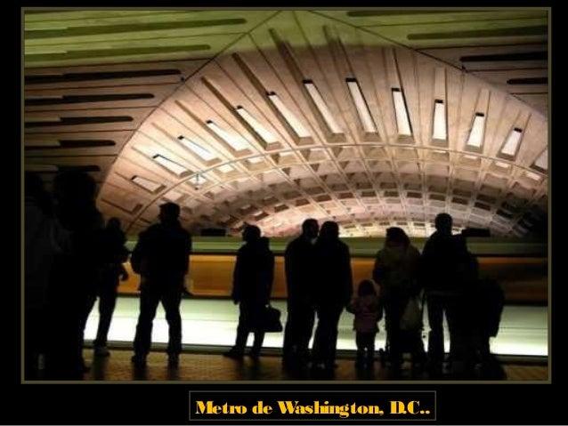 Metro de Estocolmo, Suecia. Tal es el atractivo de la red de estaciones suecas que incluso existen visitas guiadas –todo e...