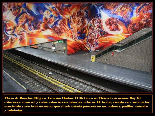 Metro de Nápoles, Italia. Estación Toledo. Diseñada porOscarTusquets Blanca, arquitecto Catalán, los pisos y muros de la e...