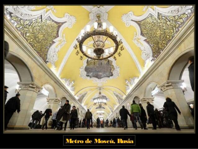 Metro de Santiago, Chile. Estación Universidad