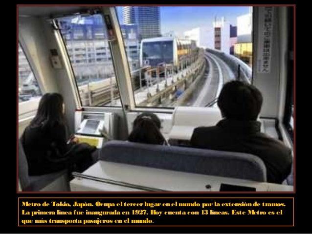 Metro de Berlín, Alemania. Es uno de los primeros de Europa continental. Cuenta con 173 estaciones y 9 líneas de 151.7 kms...