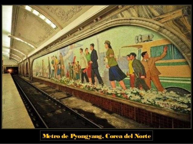 Metros en el mundo